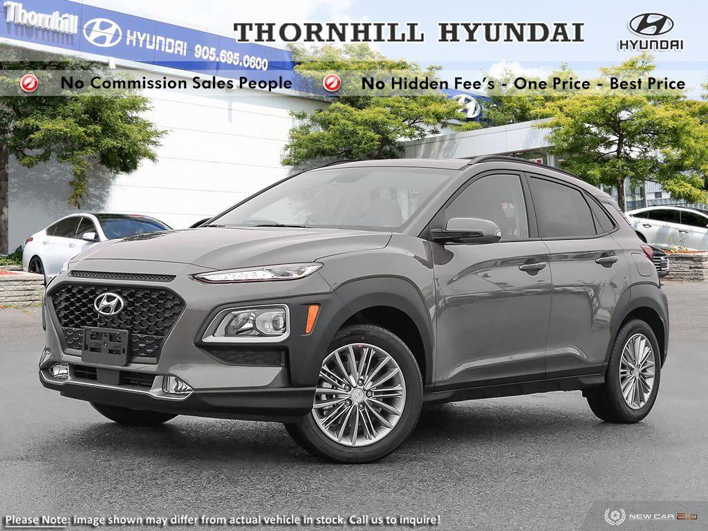 2021 Hyundai Kona PREFERRED FWD