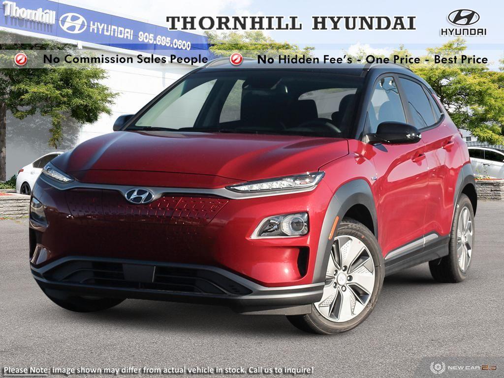 2021 Hyundai Kona Electric EV Pref 2-Tone