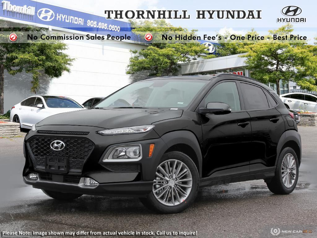 2021 Hyundai Kona LUXURY AWD