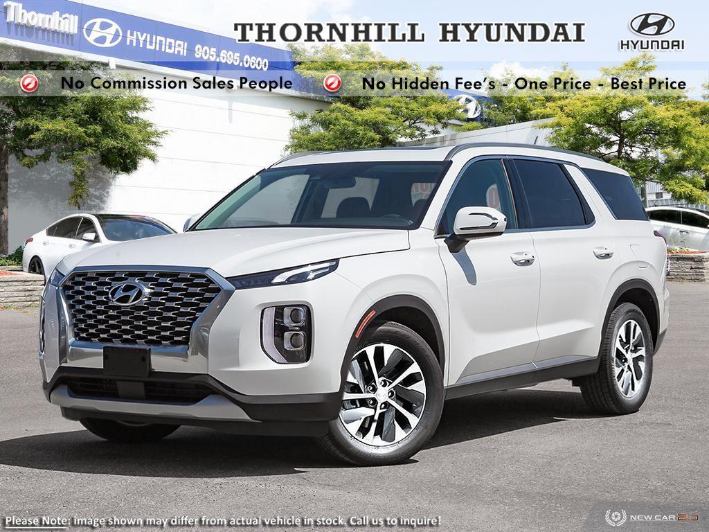 2021 Hyundai Palisade ESSENTIAL AWD
