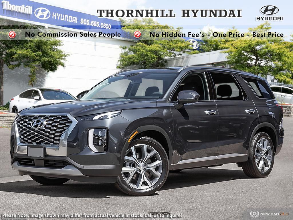 2021 Hyundai Palisade PREFERRED AWD