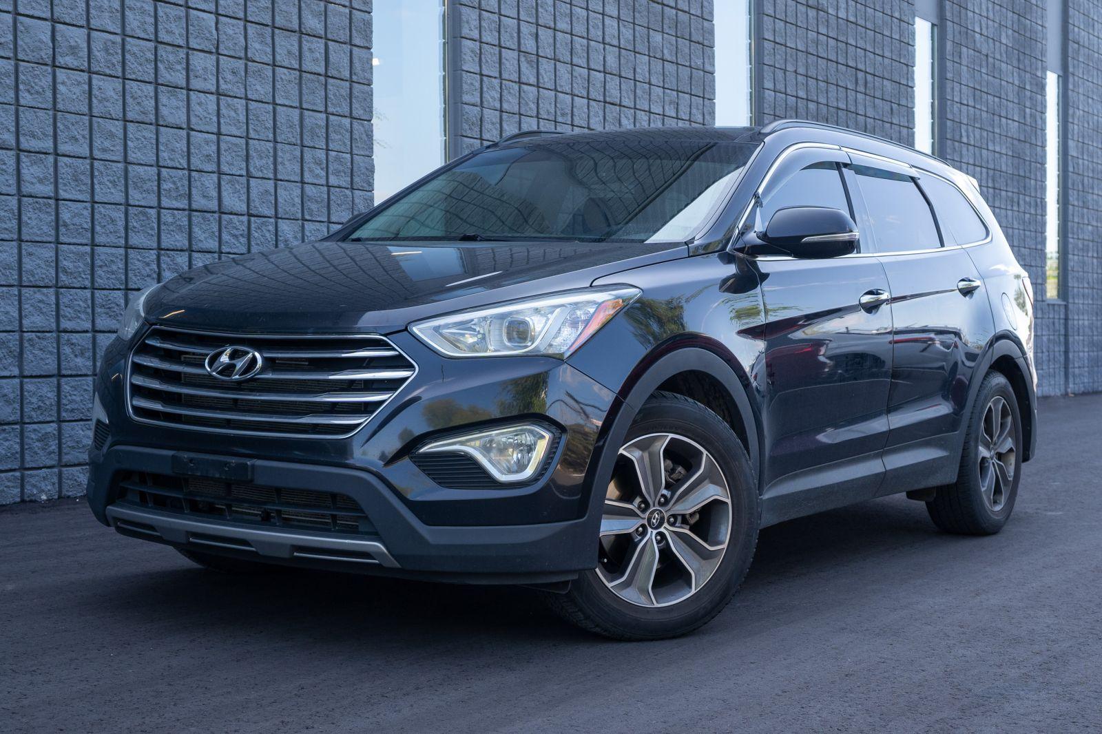 2015 Hyundai Santa Fe XL Image