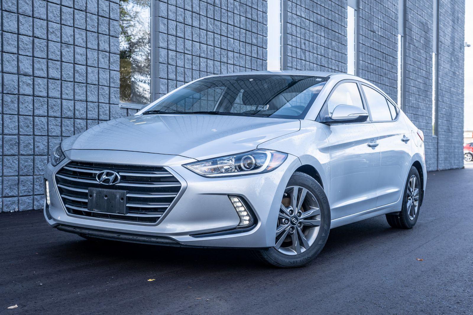 2017 Hyundai Elantra Image