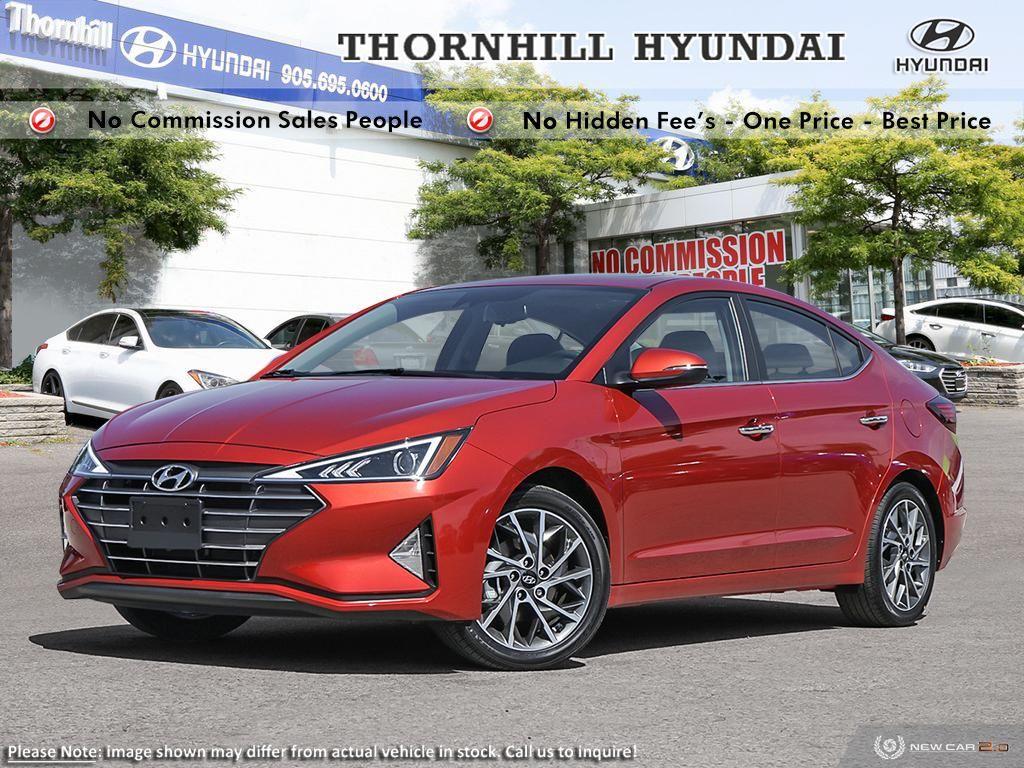 2020 Hyundai Elantra LUXURY IV