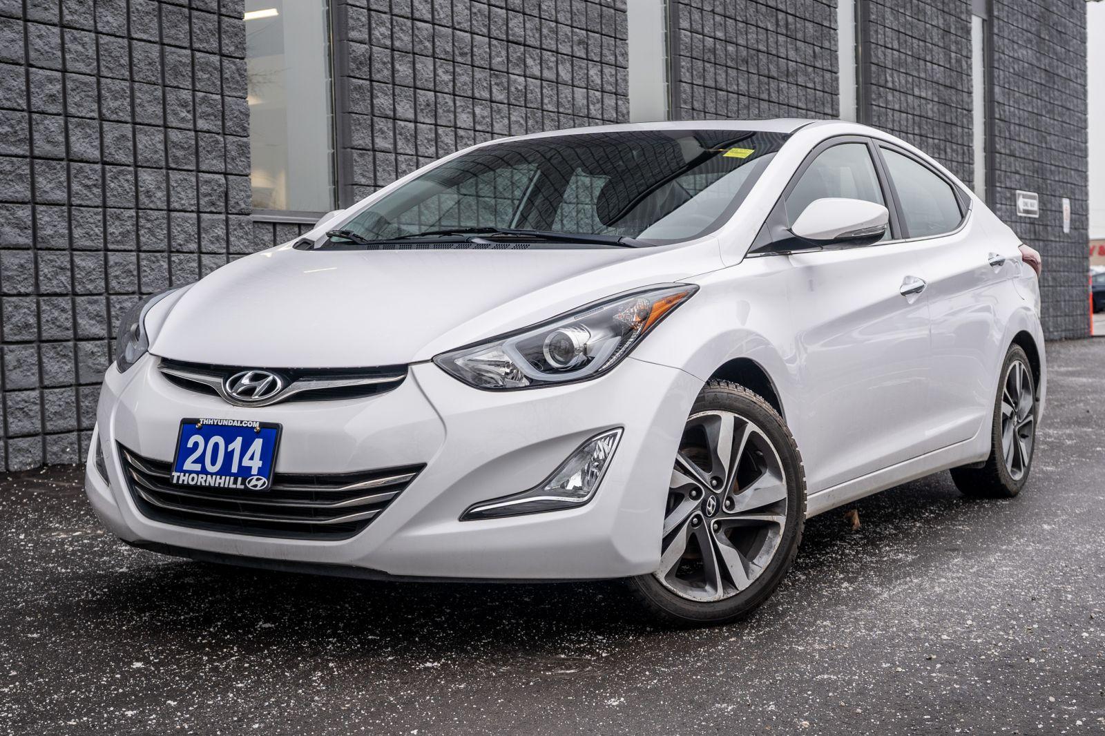 2014 Hyundai Elantra Image
