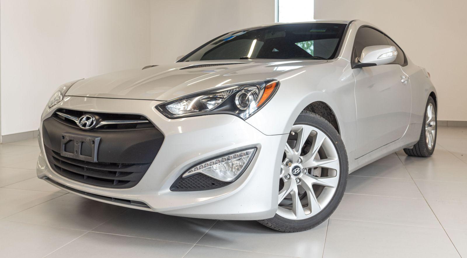 2016 Hyundai Genesis Coupe Image