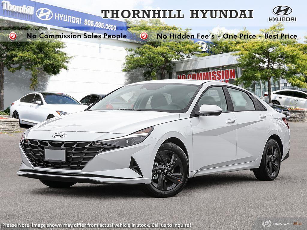 2021 Hyundai Elantra PREFERRED TECH