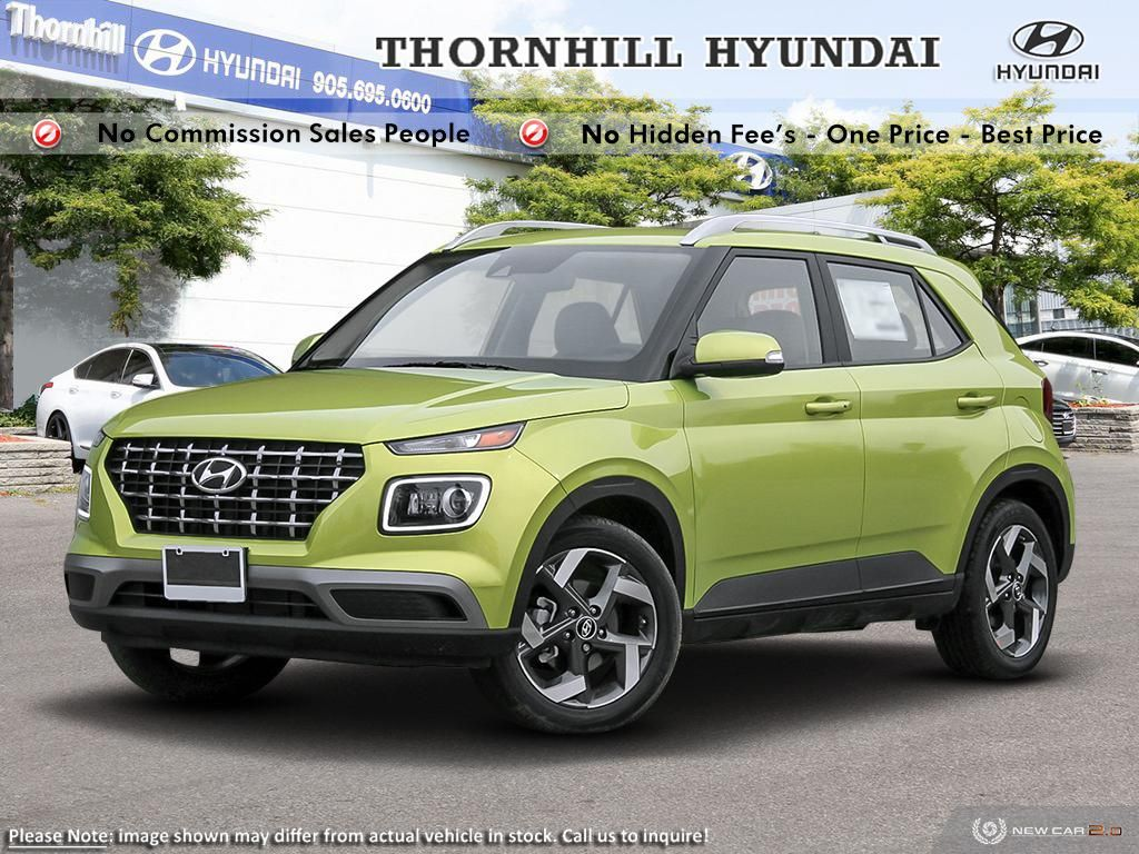 2020 Hyundai Venue Image