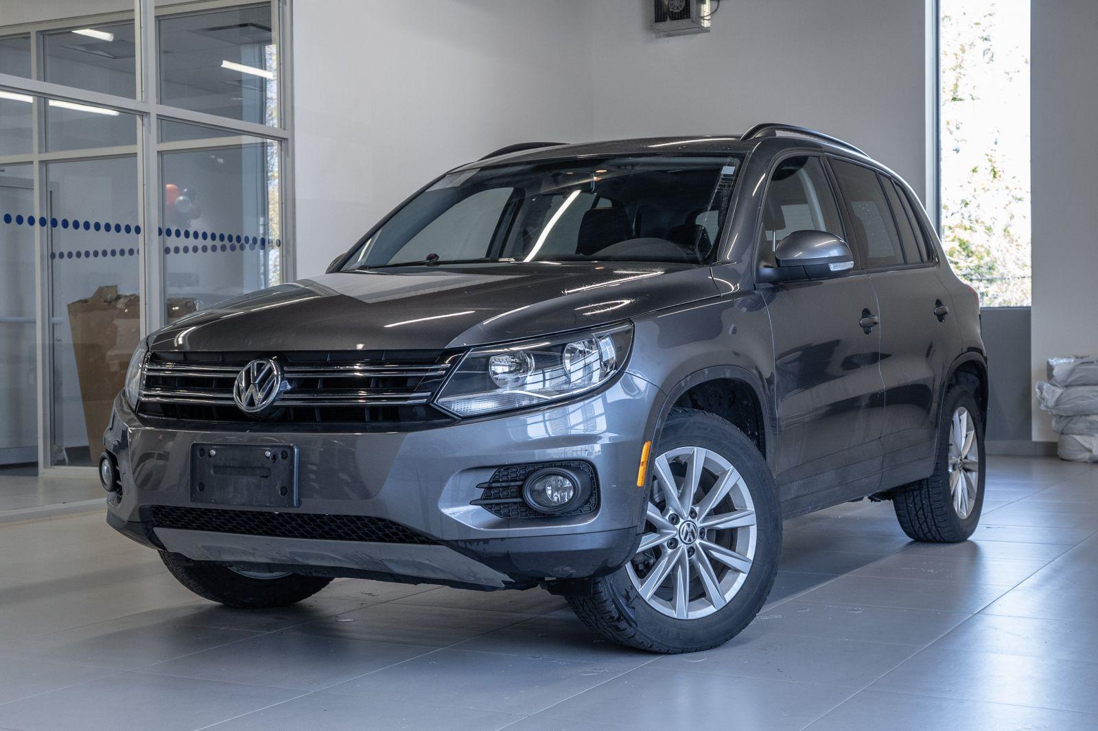 2012 Volkswagen Tiguan Image