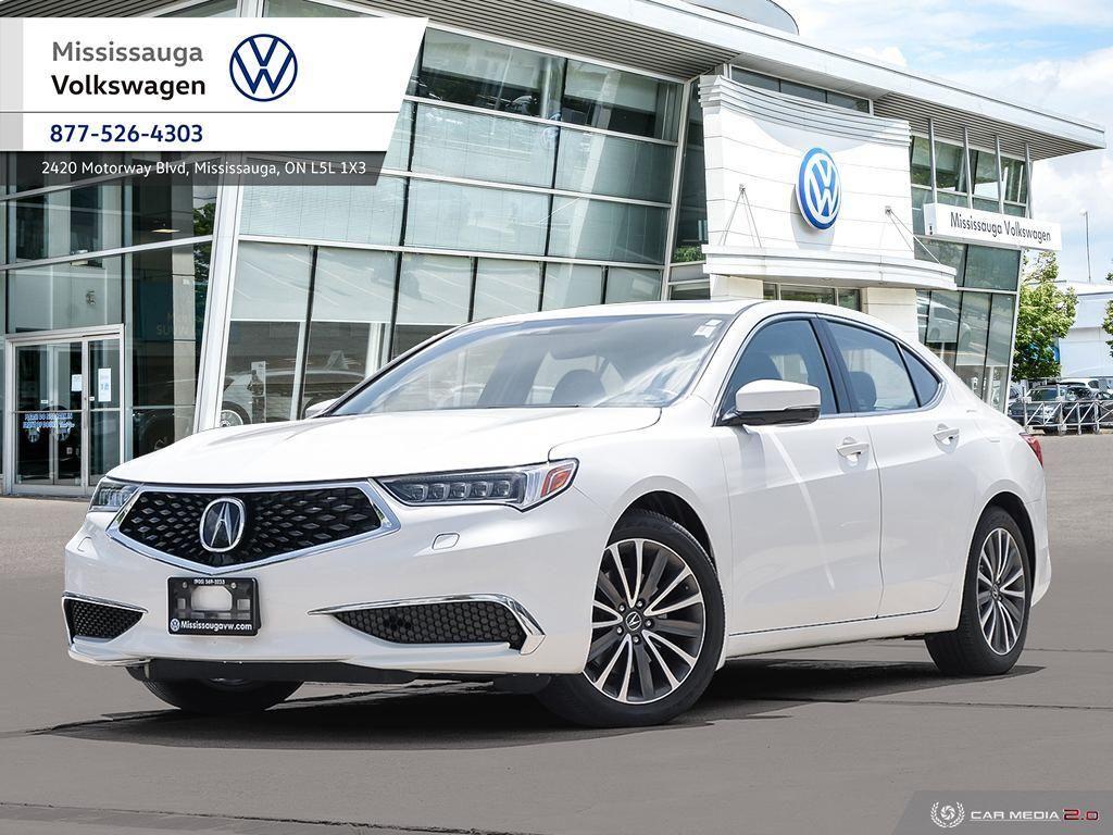 2018 Acura TLX Image