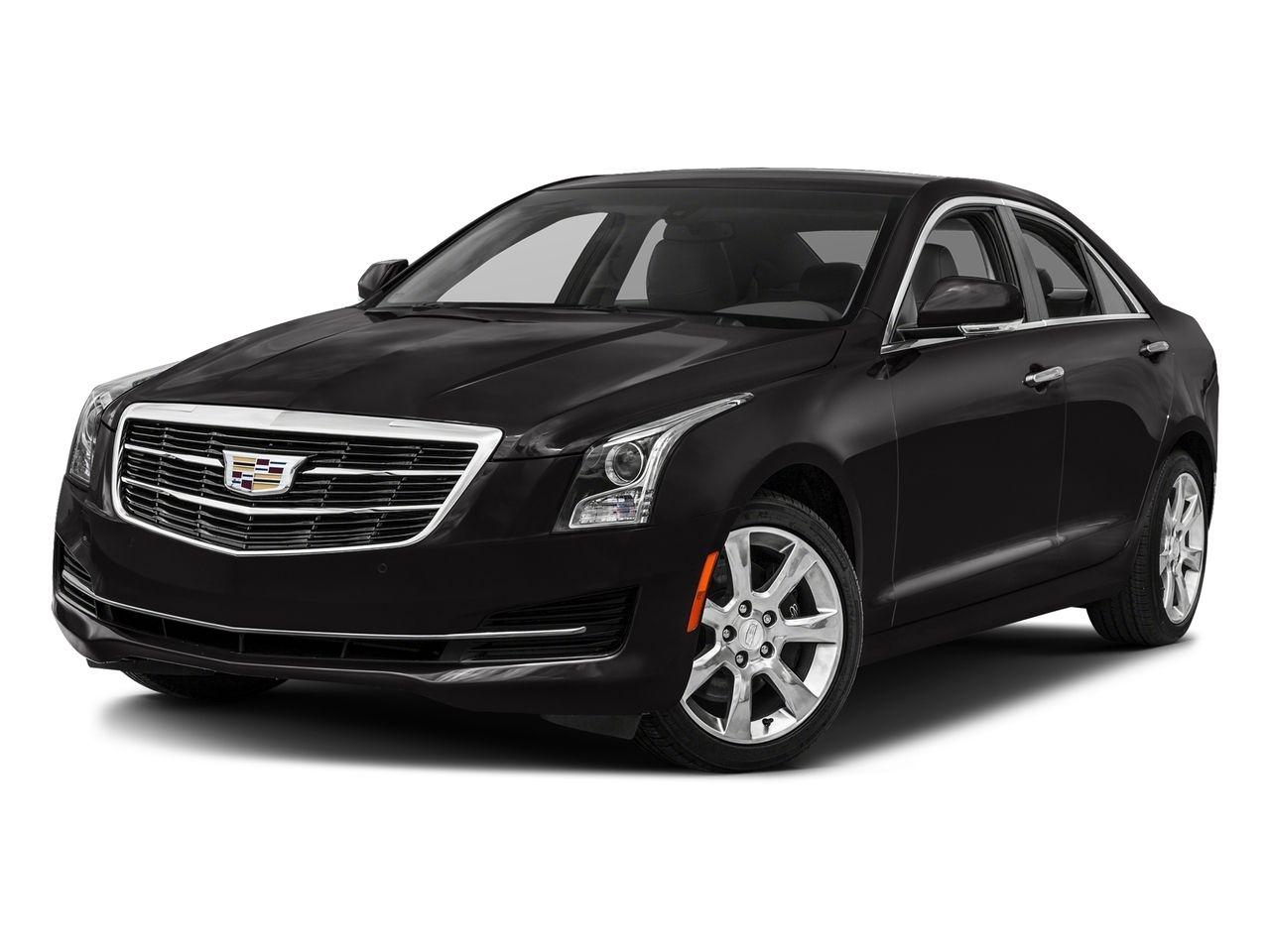 2017 Cadillac ATS Image