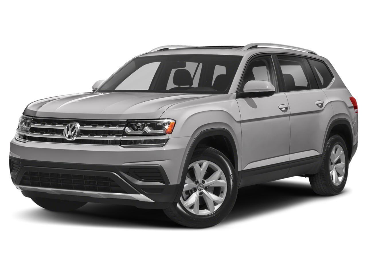 2018 Volkswagen Atlas Image