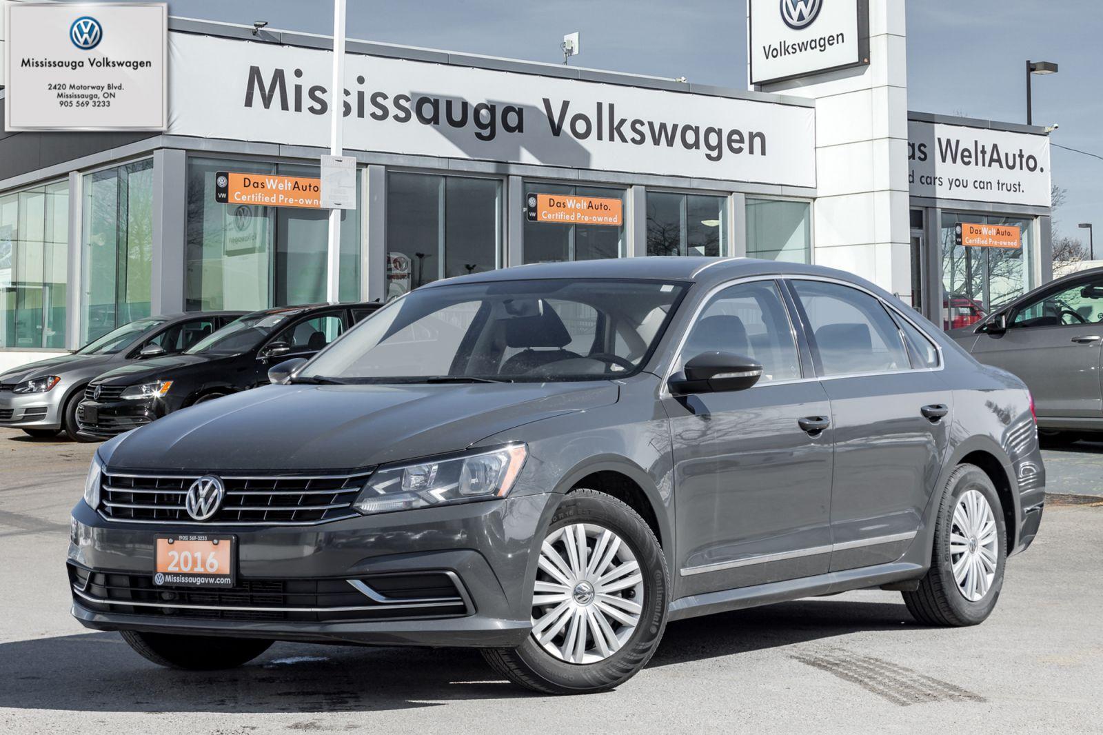 2016 Volkswagen Passat Image