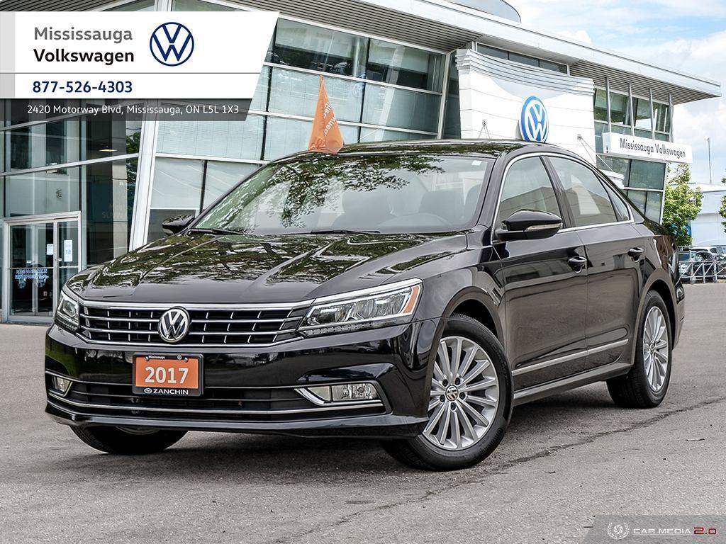 2017 Volkswagen Passat Image