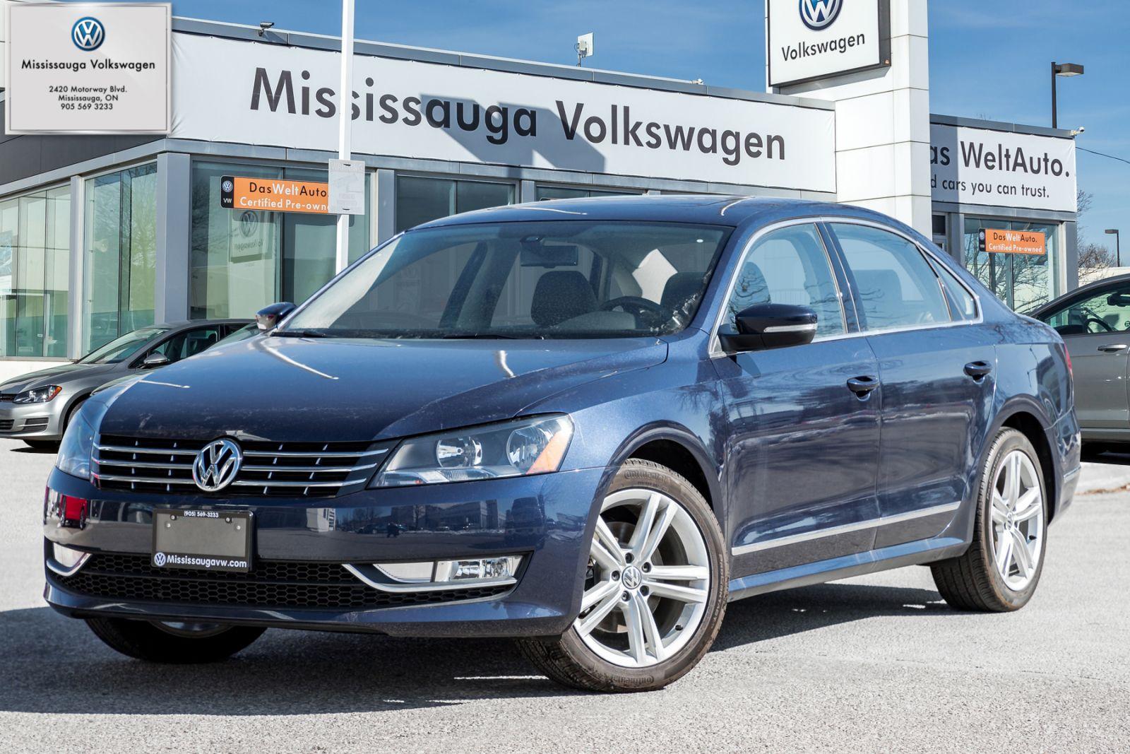 2015 Volkswagen Passat Image