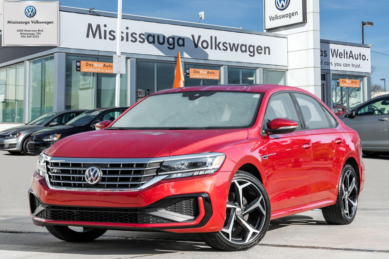 2020 Volkswagen Passat Image