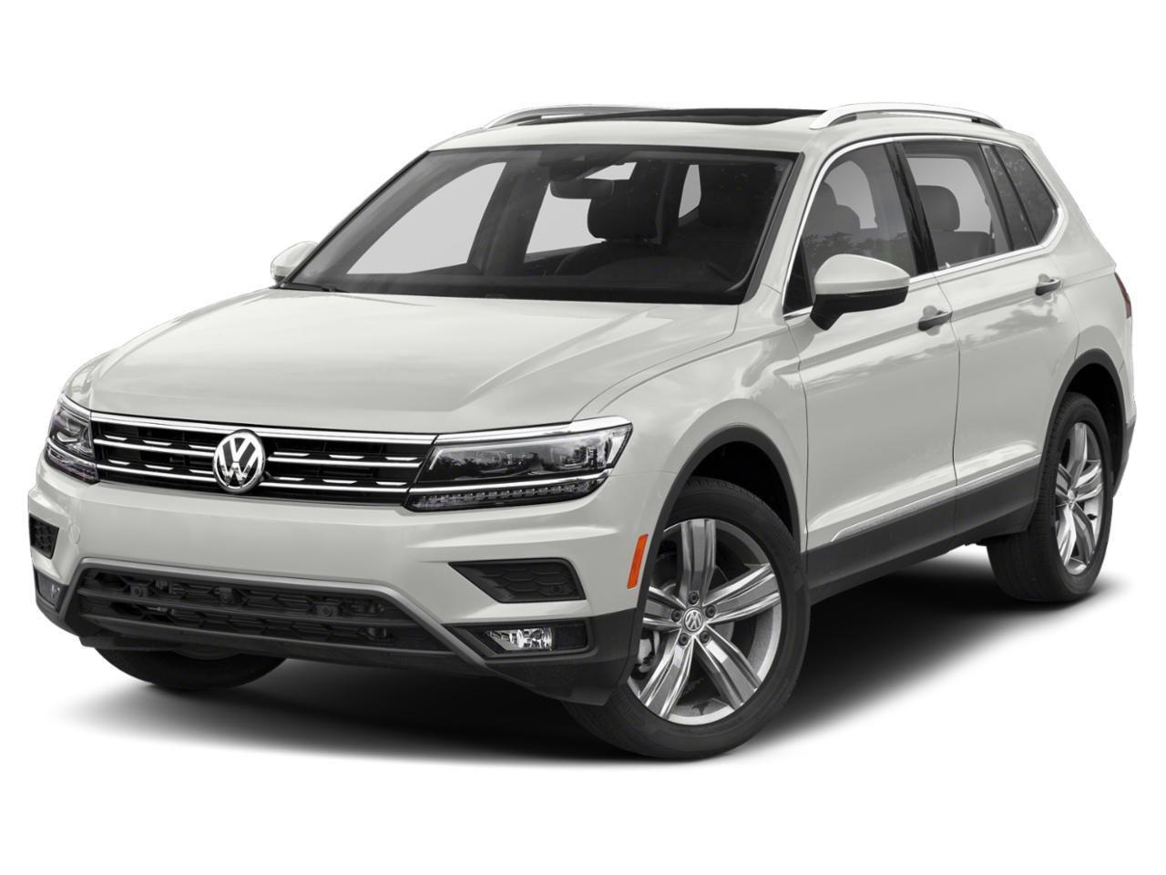 2018 Volkswagen Tiguan Image