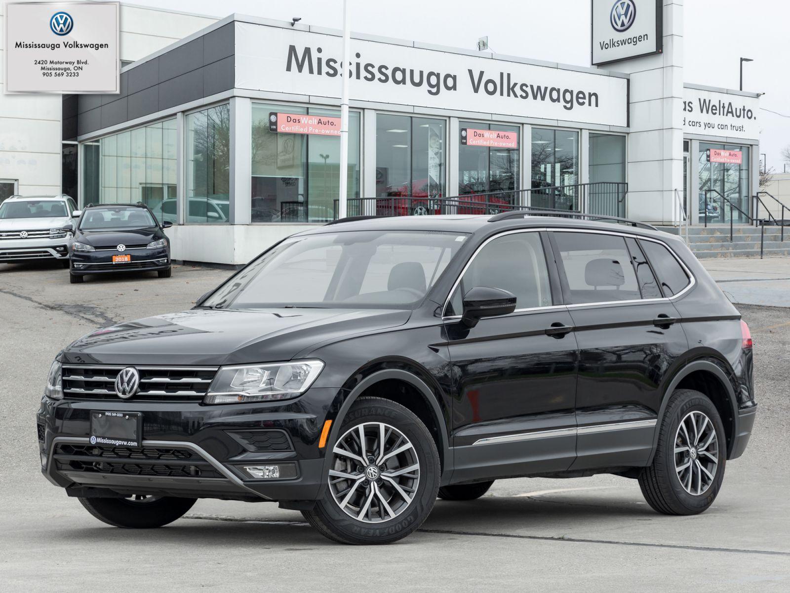 2020 Volkswagen Tiguan Image