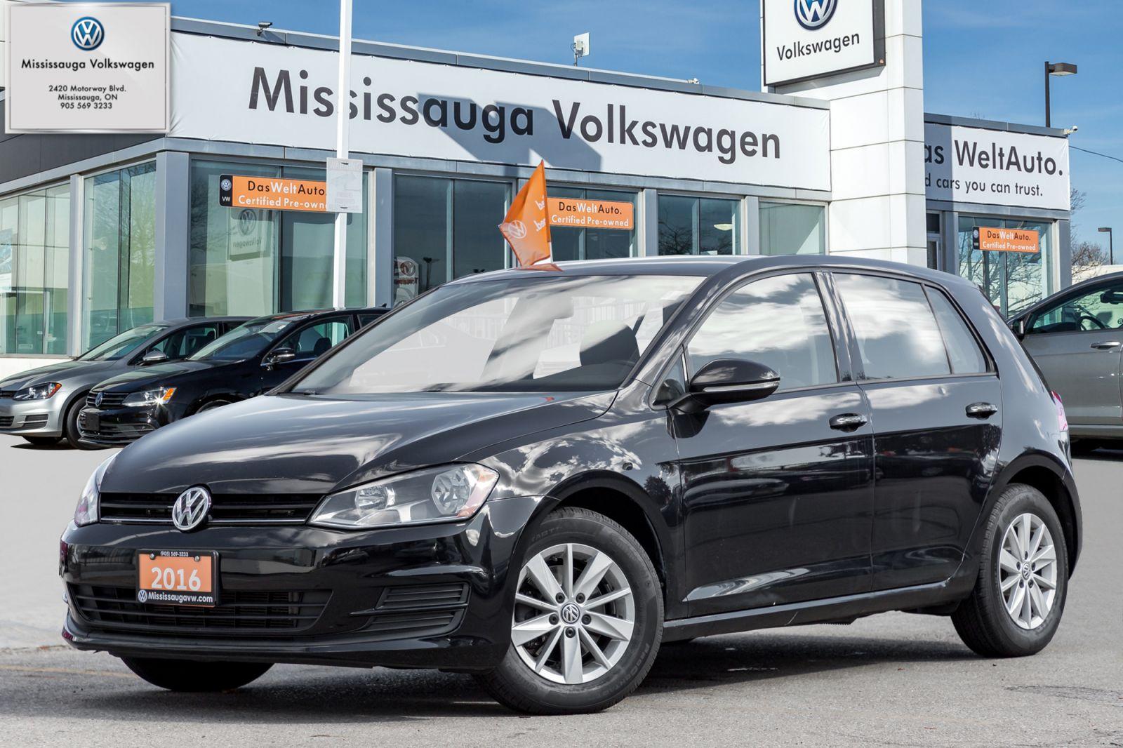 2016 Volkswagen Golf Image