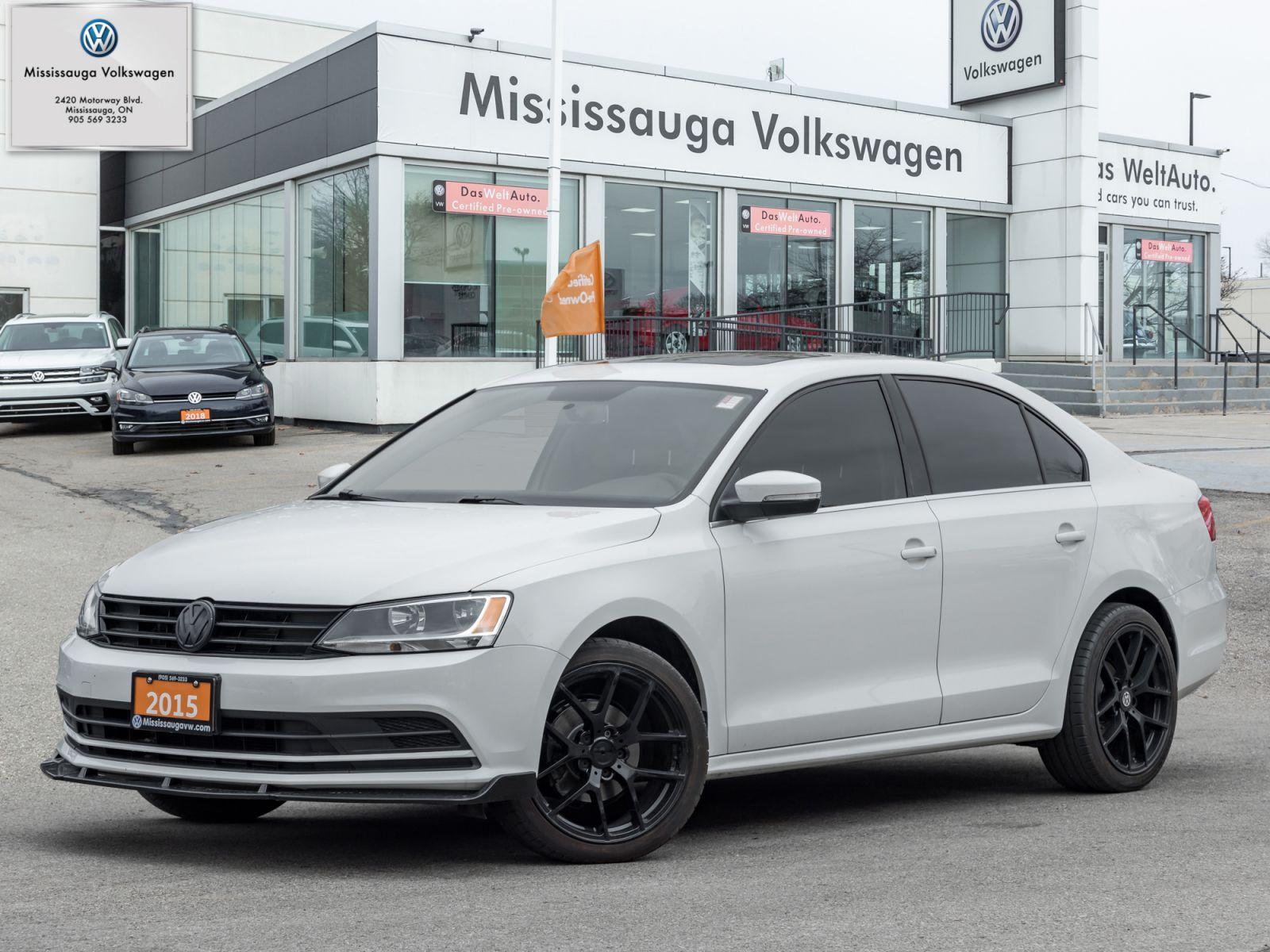 2015 Volkswagen Jetta Sedan Image