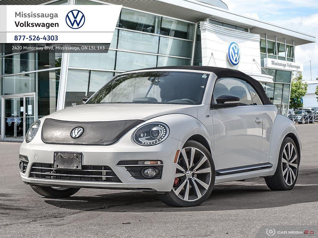 2015 Volkswagen Beetle Image