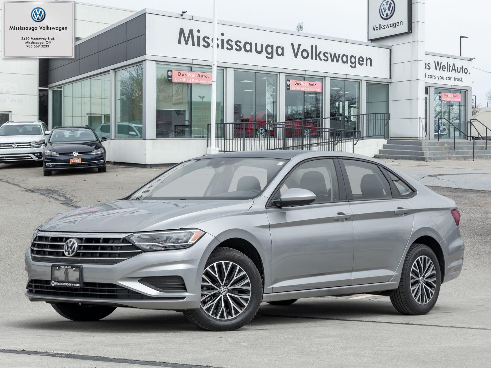 2020 Volkswagen Jetta Image