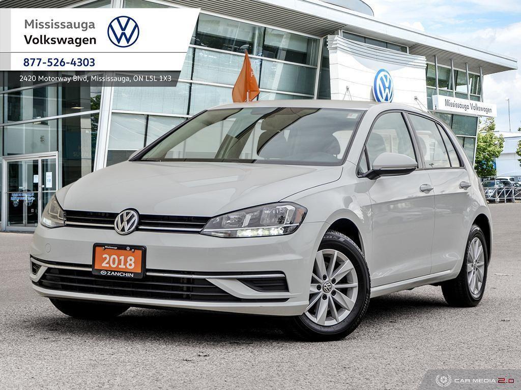 2018 Volkswagen Golf Image