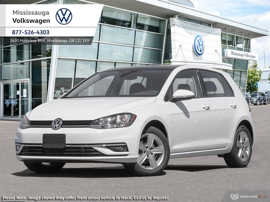 2020 Volkswagen Golf Image