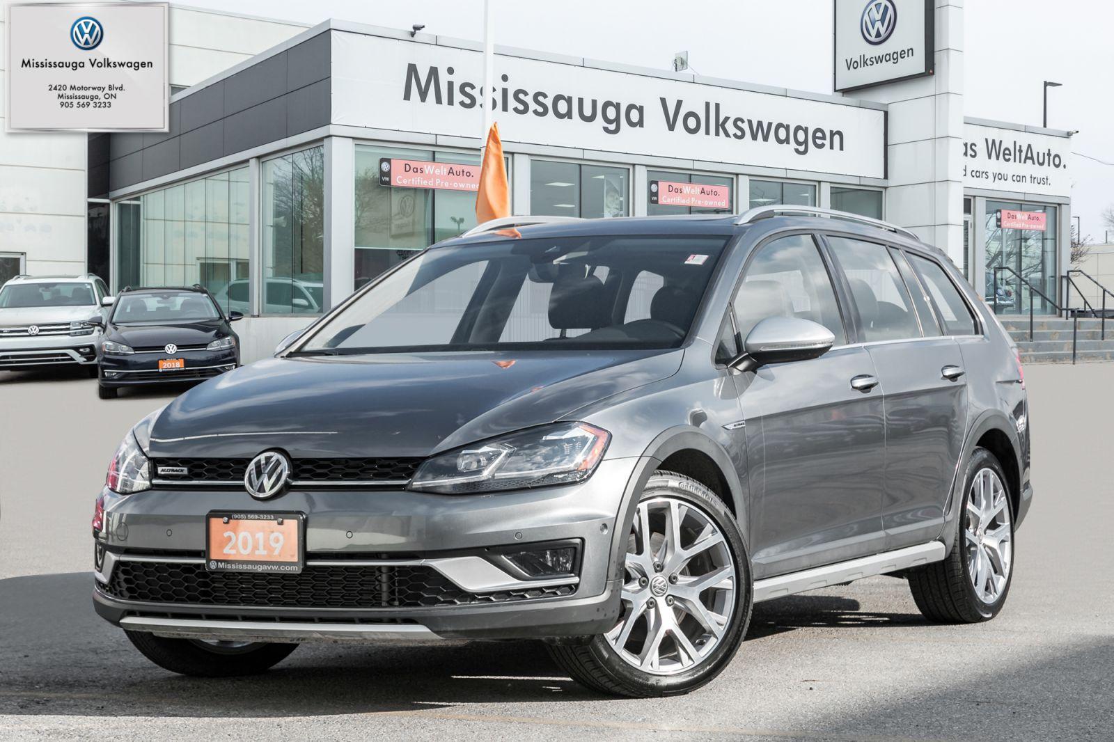 2019 Volkswagen Golf Alltrack Image