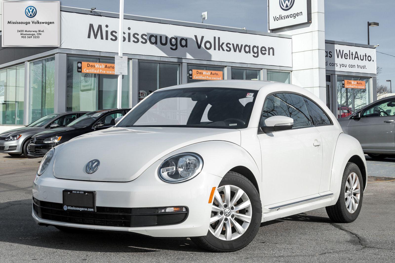 2012 Volkswagen Beetle Image