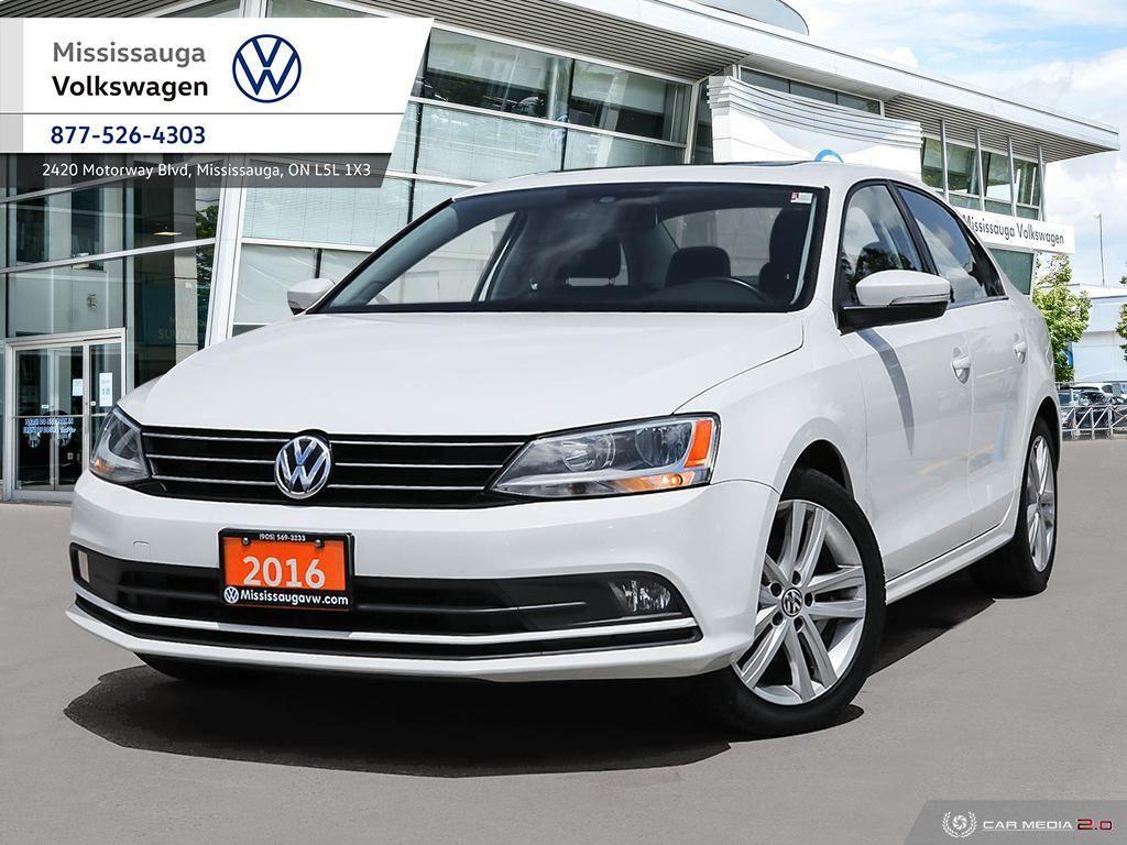 2016 Volkswagen Jetta Image
