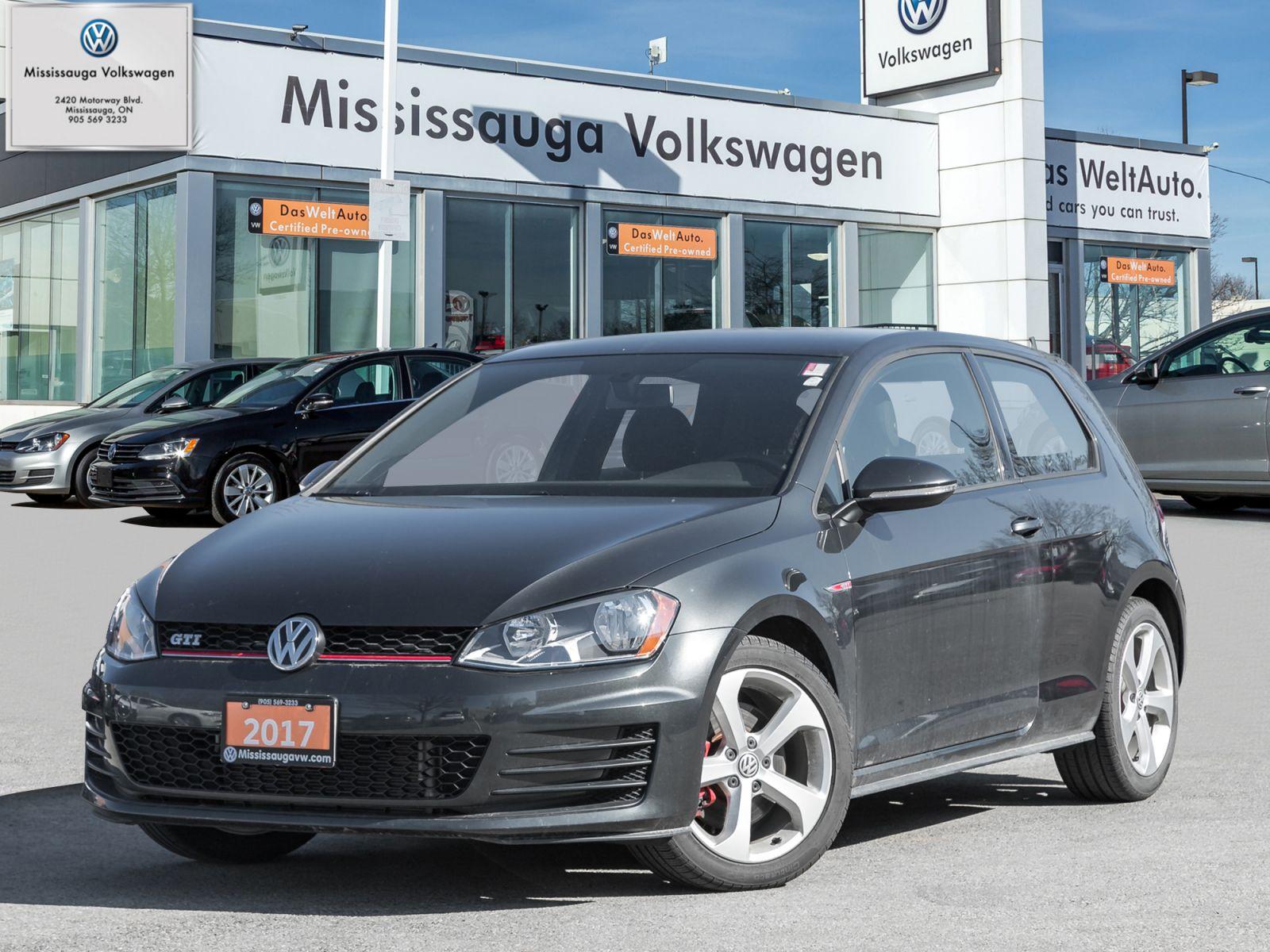 2017 Volkswagen Golf GTI Image