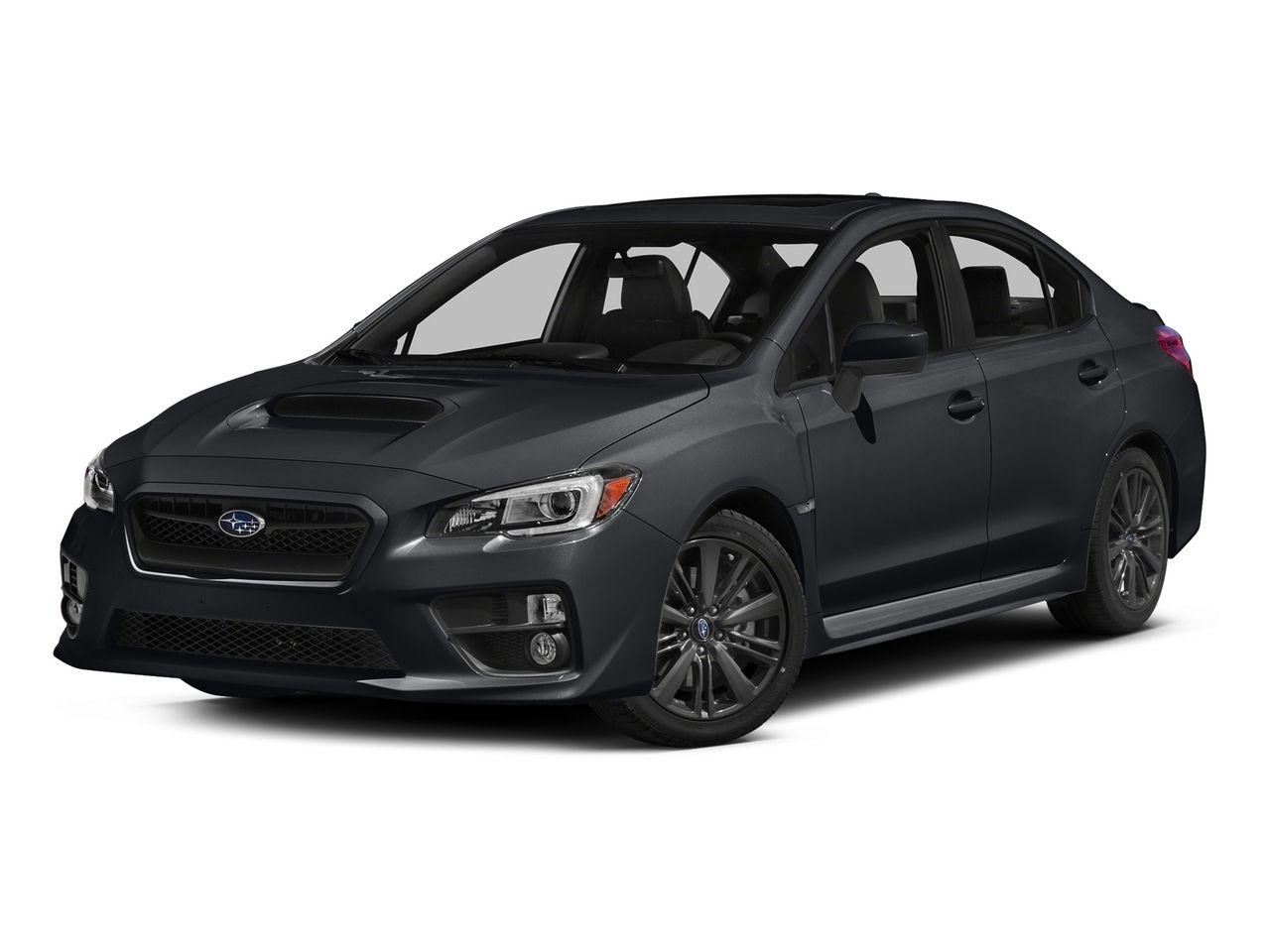 2015 Subaru WRX Image