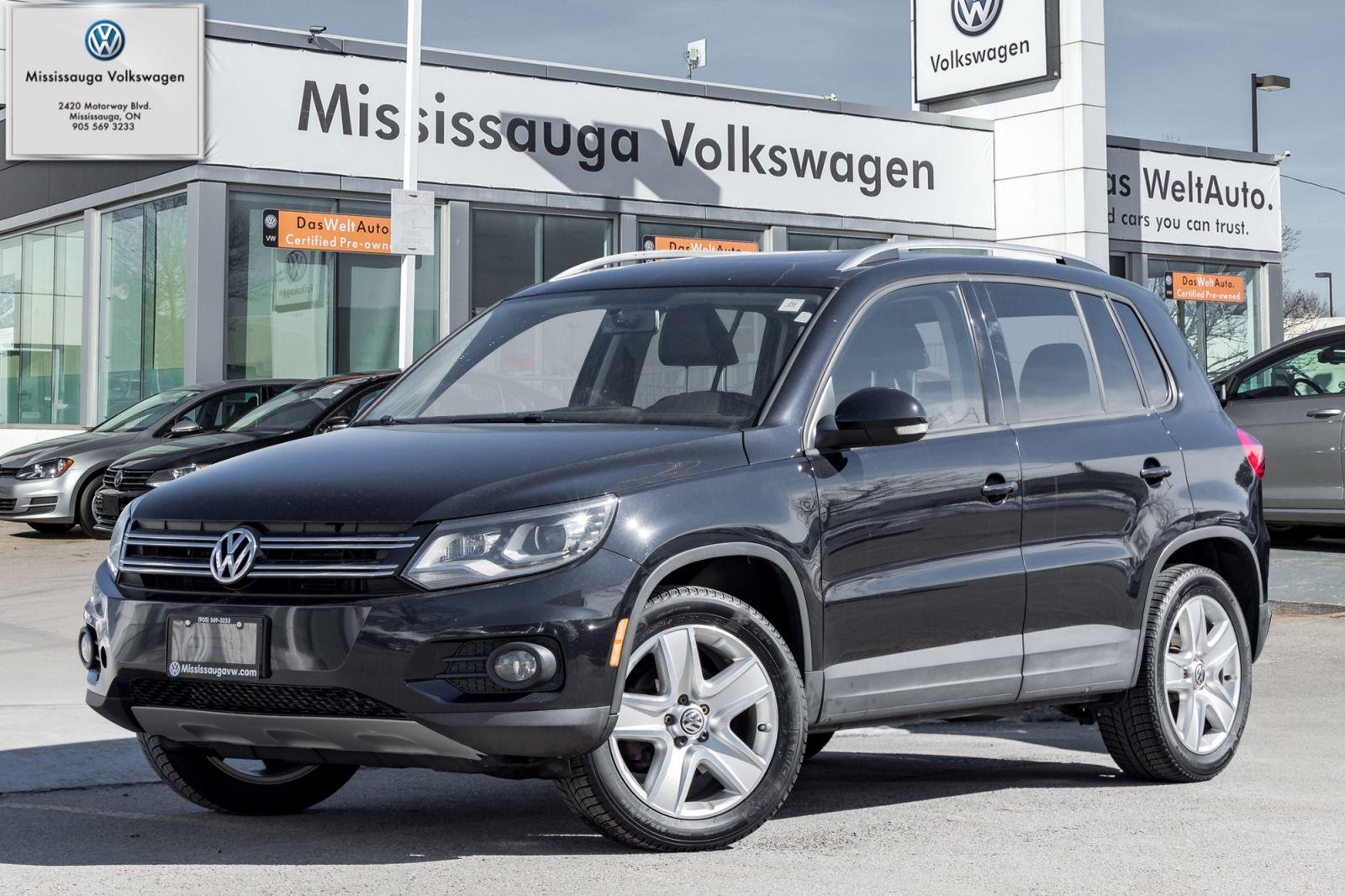2014 Volkswagen Tiguan Image