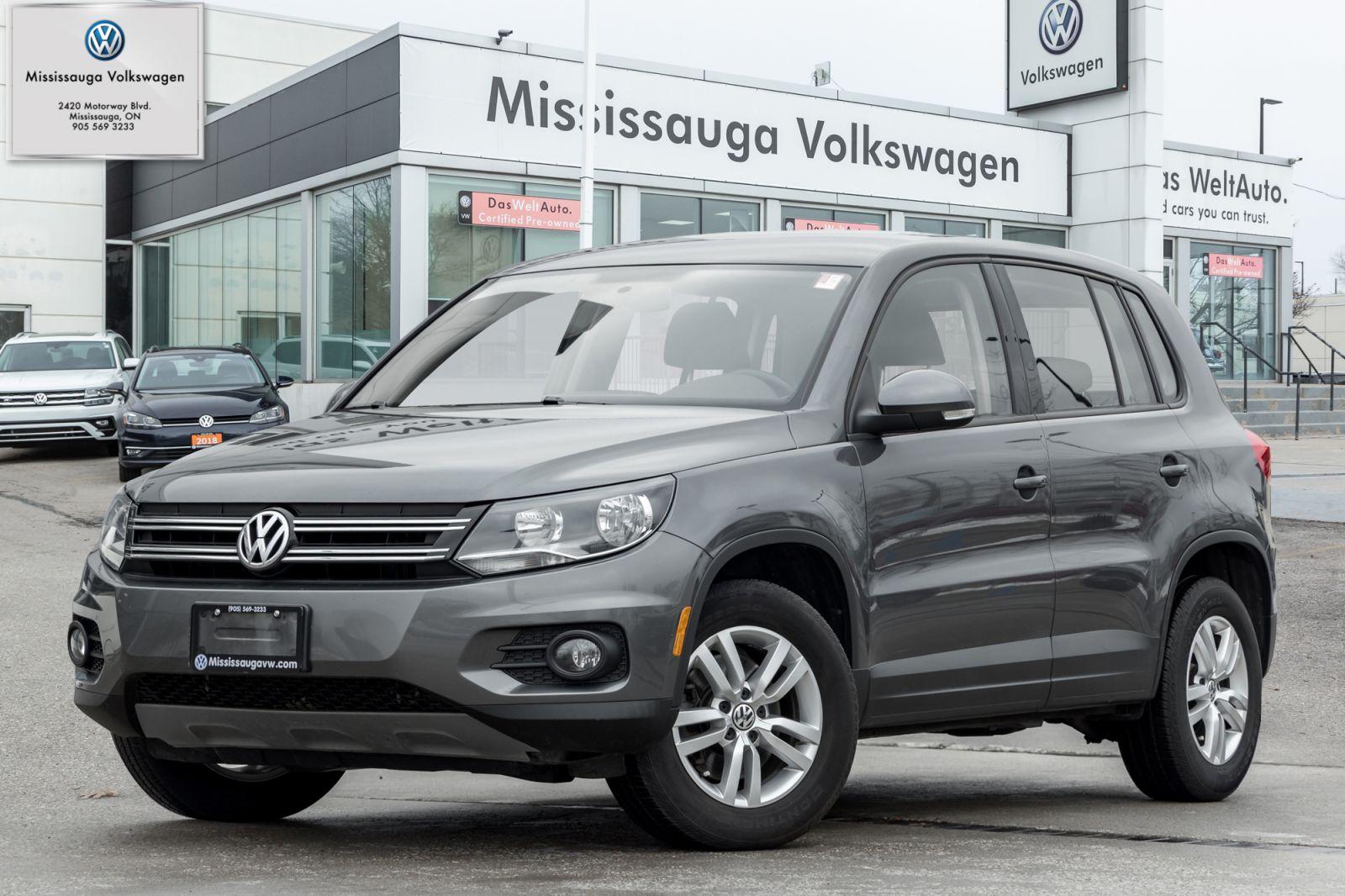 2013 Volkswagen Tiguan Image