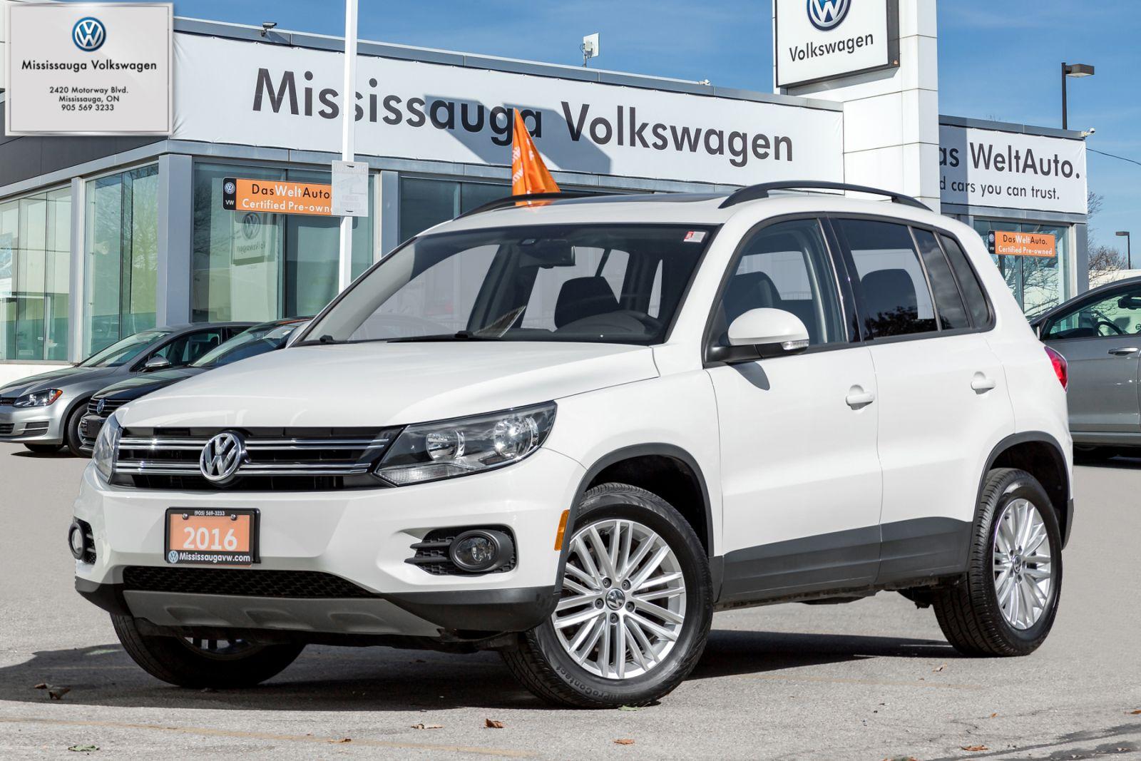 2016 Volkswagen Tiguan Image