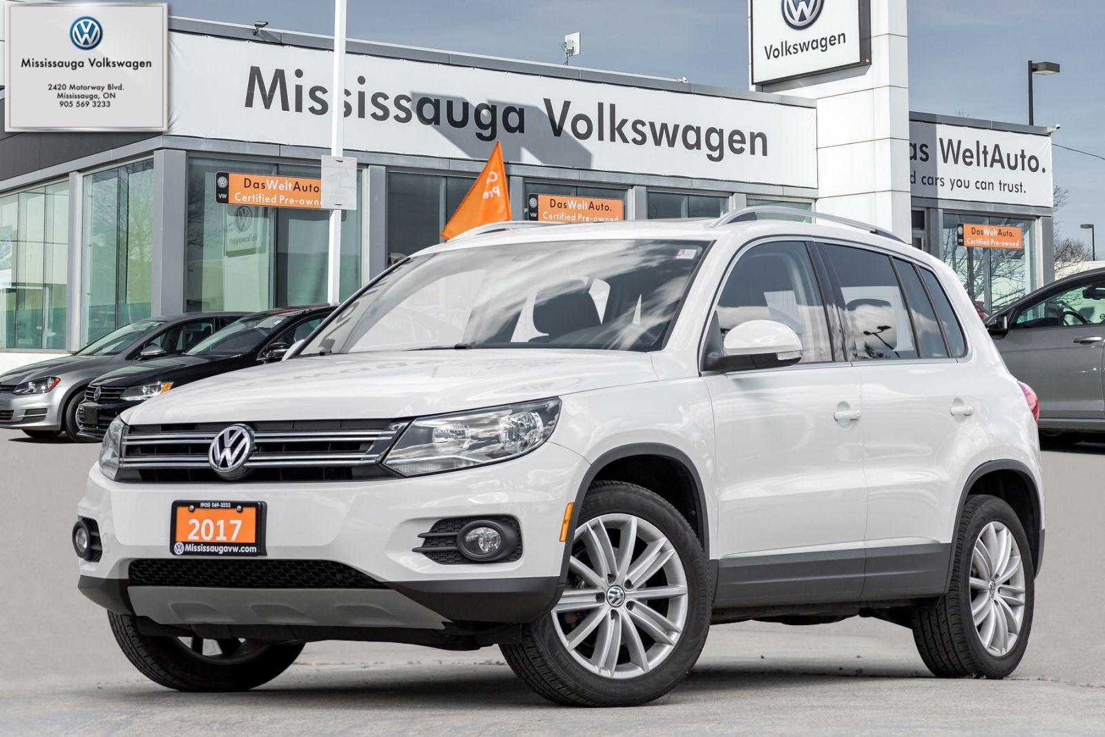 2017 Volkswagen Tiguan Image