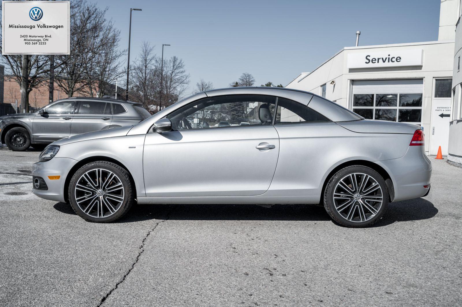 2015 Volkswagen Eos