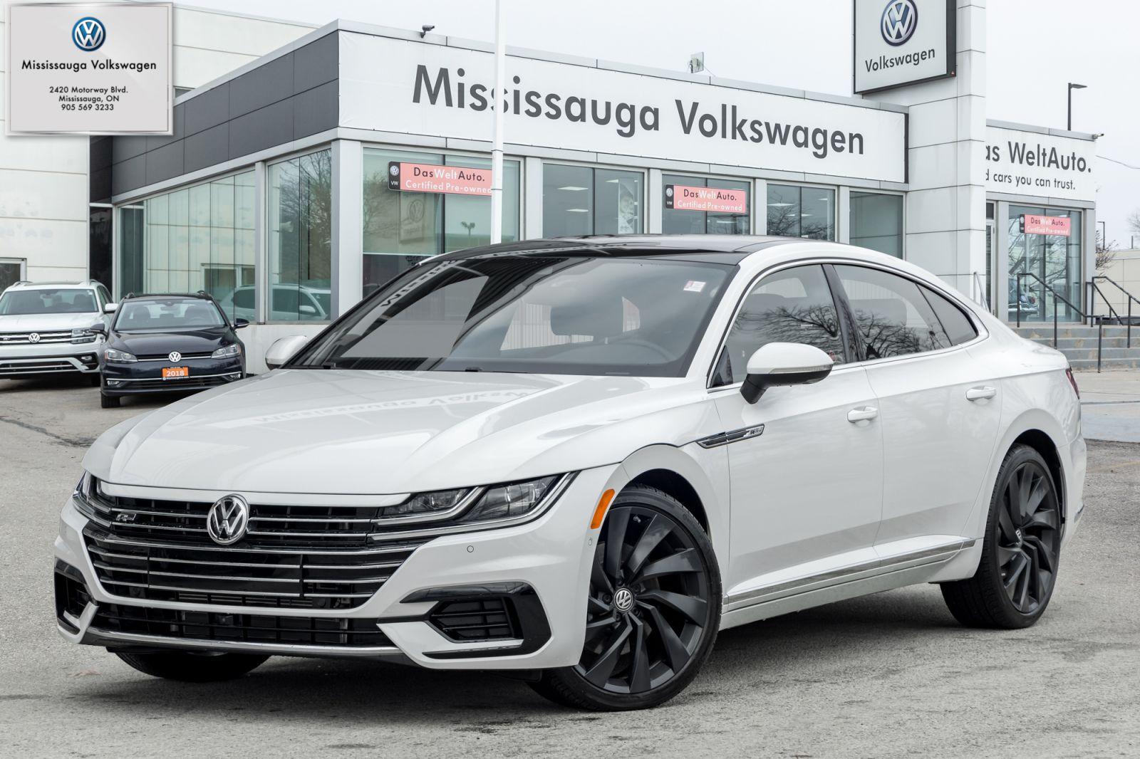 2019 Volkswagen Arteon Image