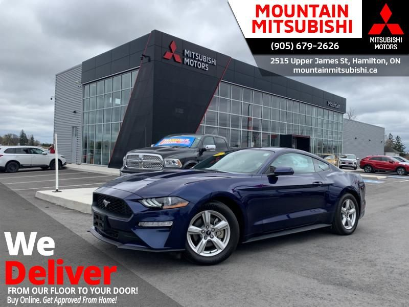 2018 Ford Mustang Image