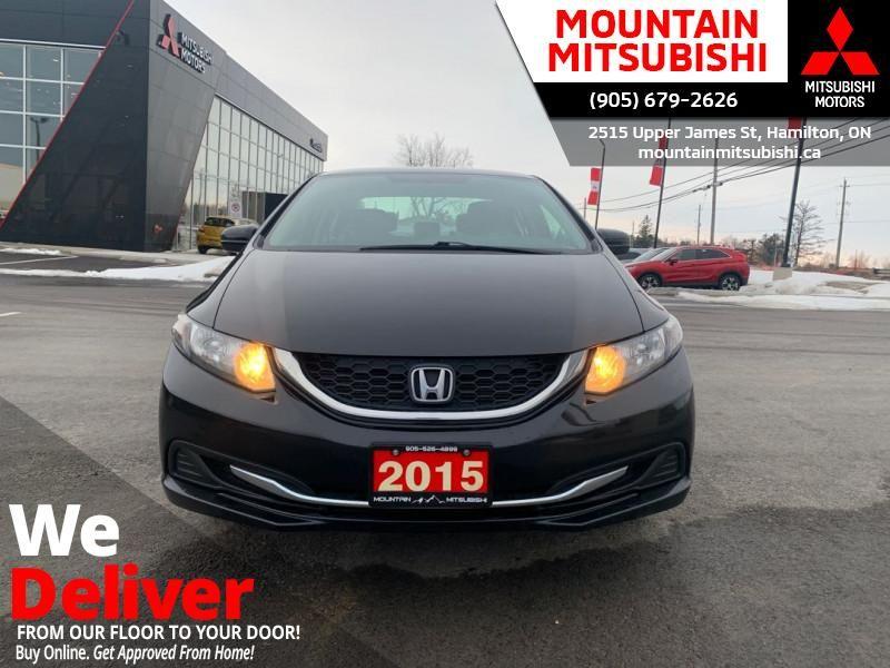 2015 Honda Civic Sedan Image