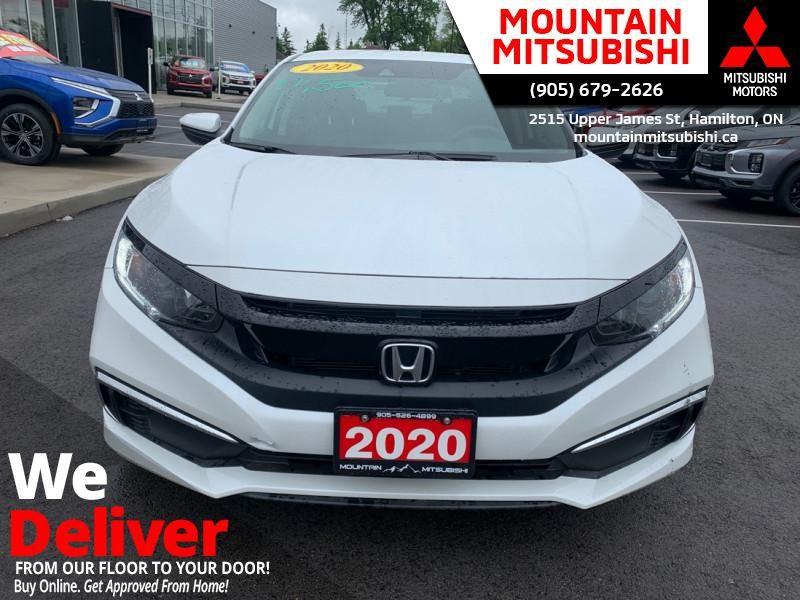 2020 Honda Civic Sedan Image