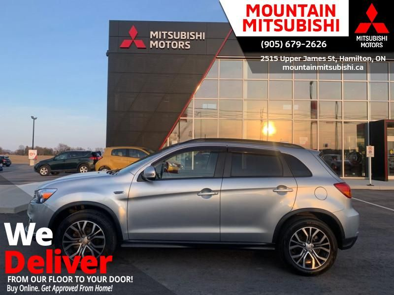 2018 Mitsubishi RVR Image