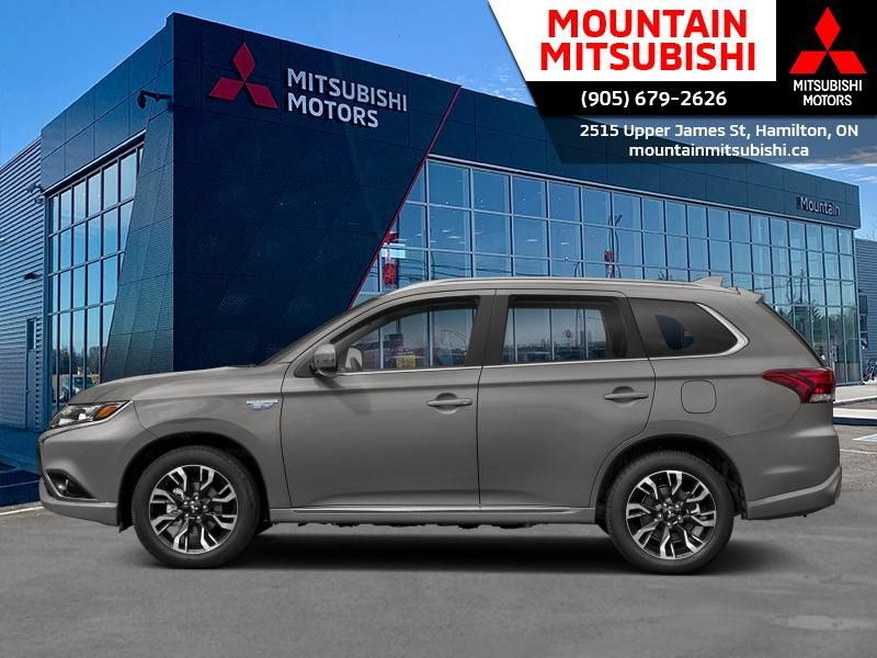 2018 Mitsubishi Outlander PHEV Image