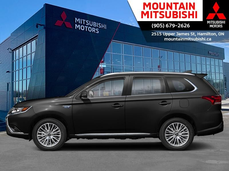 2022 Mitsubishi Outlander PHEV Image