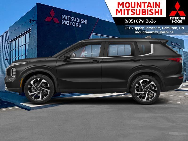 2022 Mitsubishi Outlander Image