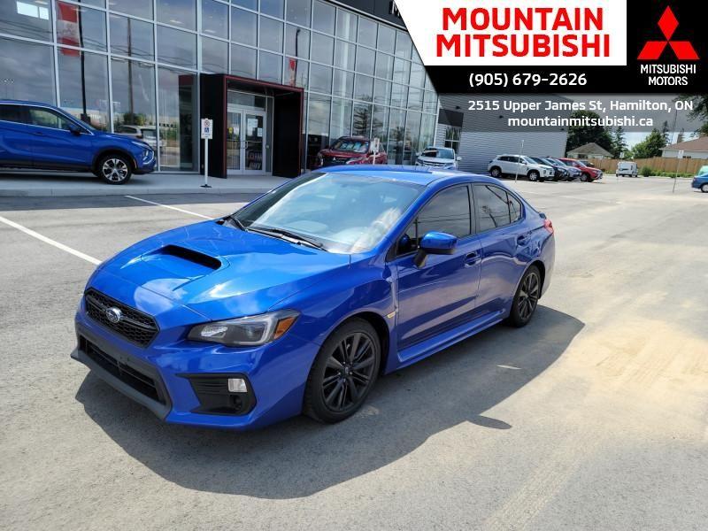 2018 Subaru WRX Image