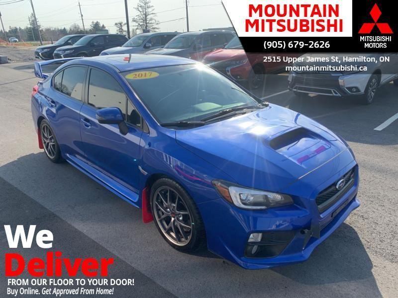 2017 Subaru WRX Image
