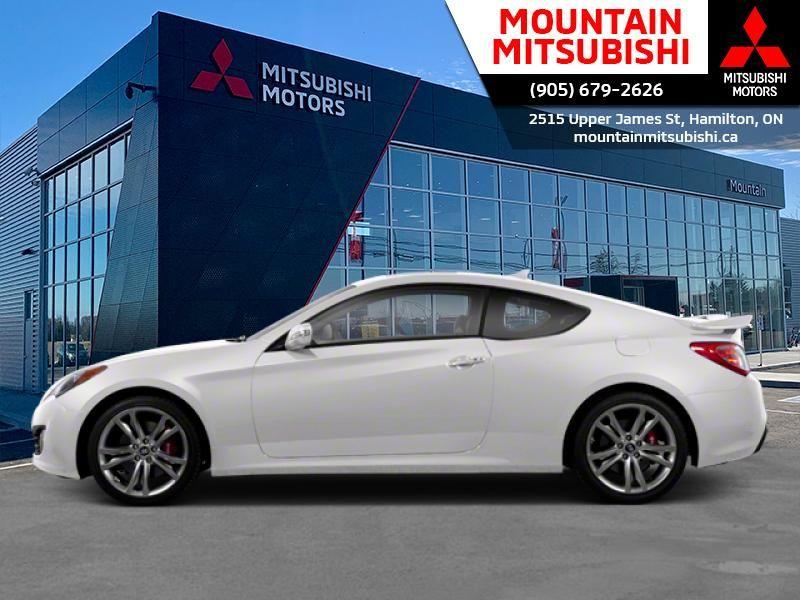 2011 Hyundai Genesis Coupe Image