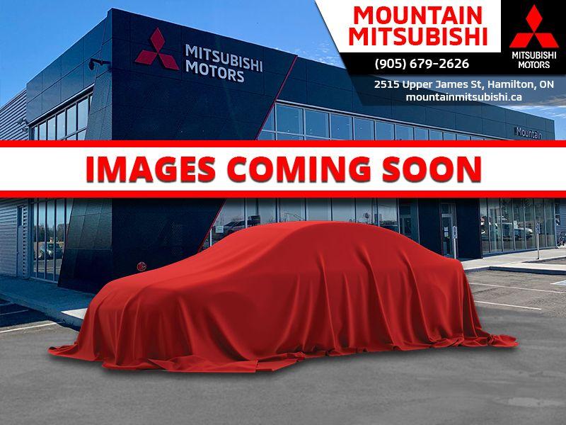 2022 Mitsubishi Mirage Image